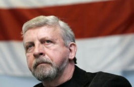 Milinkevich threatens peaceful street protest incase ofballot-rigging